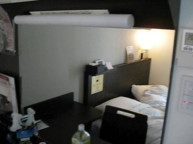 tokyo hotel room 2