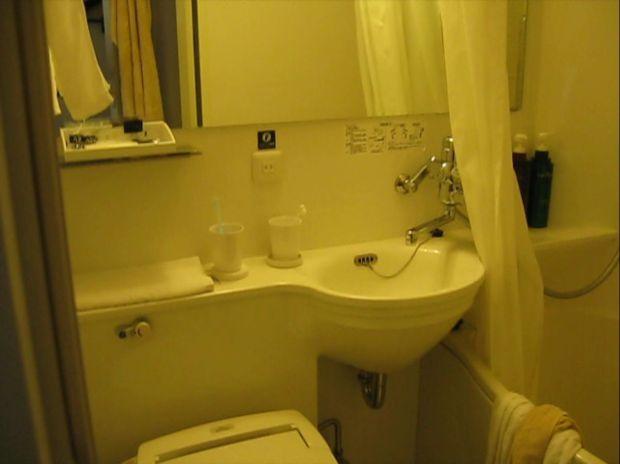 tokyo hotel room 3