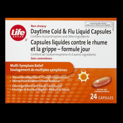 Life Daytime Cold & Flu