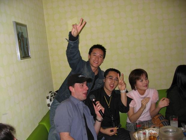 Phoala's farewell party - part 1