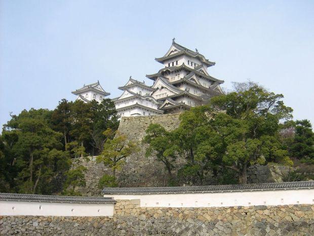 Himeji front side