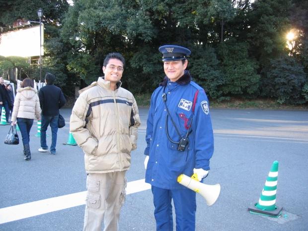 Meiji - guard
