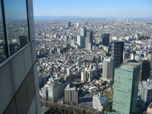 Shinjuku - tmgb view